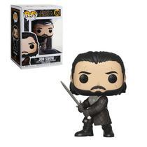 Funko Pop - Jon Snow número 80 - Game of Thrones -