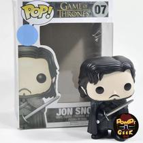 Funko Pop Jon Snow - Série Game Of Thrones 07 -