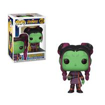 Funko Pop - Jovem Gamora - Filme Guerra Infinita - Marvel -