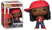 Funko Pop Lil Wayne 86 - Funko Pop Rocks -