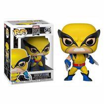 Funko Pop Marvel 80 Anos Wolverine 547 -