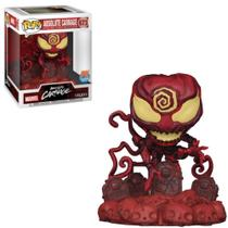 Funko Pop Marvel Absolute Carnage 673 Carnage on Headstone Exclusive -
