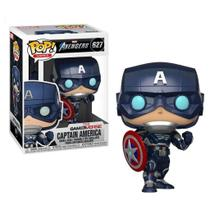 Funko Pop Marvel Avengers 627 Captain America Tech Suit -