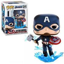 Funko pop marvel avengers endgame captain america 573 -