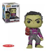 Funko Pop Marvel Avengers Endgame Hulk 16 Cm  478 -