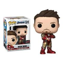 Funko Pop Marvel Avengers Endgame Iron Man (Comic Nycc) 529 -