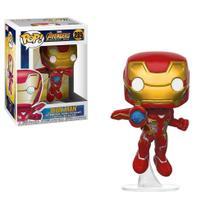 Funko Pop Marvel Avengers Infinity War 285 Iron Man -
