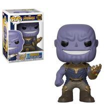 Funko Pop Marvel Avengers Infinity War 289 Thanos -