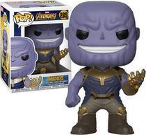 Funko pop marvel avengers infinity war thanos 289 -