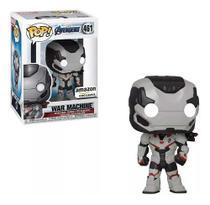 Funko Pop Marvel Avengers War Machine Exclusivo -