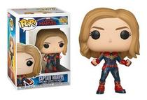 Funko pop marvel capitã captain marvel 425 -