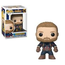 Funko Pop! Marvel - Captain America 288 -
