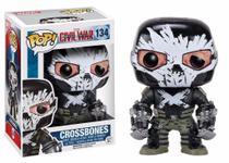 Funko Pop Marvel Civil War - Crossbones -