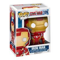 Funko Pop! Marvel: Civil War - Iron Man -