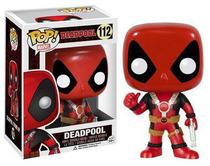 Funko pop marvel deadpool thumb up 112 -