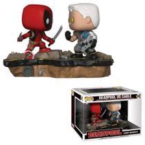 Funko Pop Marvel : Deadpool vs Cable Comic Moments -