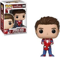 Funko Pop Marvel Games: Spider-Man Video Game - Unmasked Spider-Man -