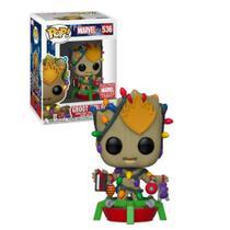 Funko POP Marvel - Groot Natal -