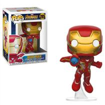 Funko Pop Marvel Guerra Infinita  Homem de Ferro 285 -