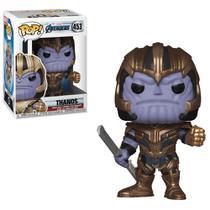 Funko Pop Marvel Guerra Infinita Thanos  453 -