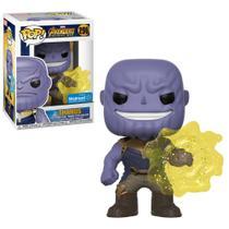 Funko Pop Marvel Guerra Infinita Thanos Joia da Mente 296  Exclusivo -