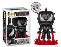 FUNKO POP! Marvel: Marvel Venom - Venom/Iron Man -