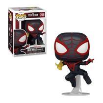 Funko Pop Marvel Spider-Man 765 Miles Morales Classic Suit -
