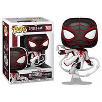 Funko Pop Marvel Spider-Man Miles Morales T.R.A.C.K. Suit 768 -
