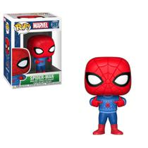 Funko Pop Marvel: Spider-Man - Spider-Man with Ugly Sweater 397