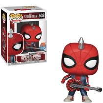 Funko Pop Marvel Spider Punk 503 Exclusivo -