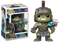 Funko Pop Marvel Thor Ragnarok 241 Hulk Helmeted Gladiator -