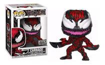 Funko Pop Marvel Venom Carnage Exclusivo Fye  372 -