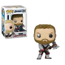 Funko Pop Marvel Vingadores Ultimato Thor -