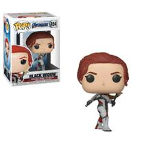 Funko Pop Marvel Vingadores Ultimato Viuva Negra -