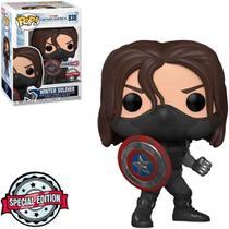 Funko Pop! Marvel Winter Soldier 838 Special Edition -