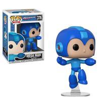 Funko Pop Megaman 376 Jumping Mega Man -