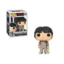 Funko Pop - Mike Caça-Fantasma - Série Stranger Things -