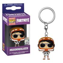Funko Pop Moonwalker Chaveiro Keychain Fortnite -