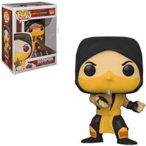 Funko Pop Mortal Kombat 537 Scorpion -