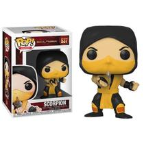 Funko Pop! Mortal Kombat  - Scorpion 537 -
