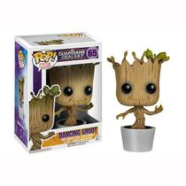 Funko Pop Movies: Guardians of the Galaxy-Dancing Groot 65
