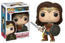Funko Pop! Movies Wonder Woman - Wonder Woman W/ Sword And Shield