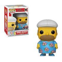 Funko pop - os simpsons - homer muumuu 502 -