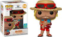 Funko Pop Overwatch McCREE Exclusivo
