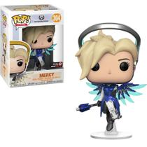 Funko Pop Overwatch - Mercy Gamestop Exclusive