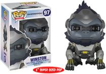 Funko Pop Overwatch Winston 97 -