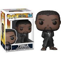 Funko Pop Pantera Negra - Tchalla - Marvel 351 -