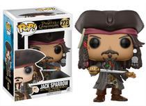 Funko POP Piratas do Caribe - Jack Sparrow -