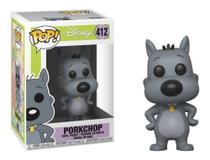 Funko Pop Porkchop 412 Costelinha Doug Disney 100% Original -