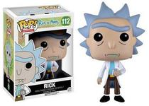 Funko pop rick and morty - rick 112 -